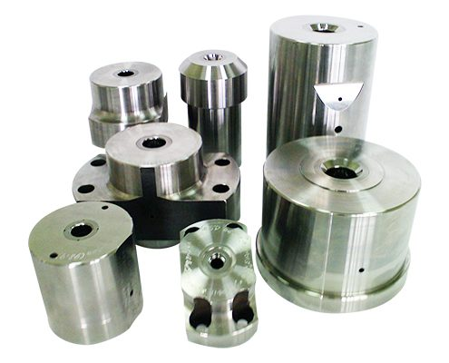 We focus on producing precision quality main dies,special-shaped tungsten carbide dies and trimming die and accept the order of special-shaped tungsten carbide dies.